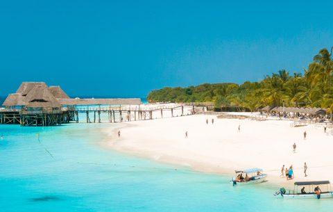 4 Days Zanzibar Kendwa Beach Holidays takes you to Zanzibar located in the Indian Ocean, just 25 km off the coast of mainland Tanzania