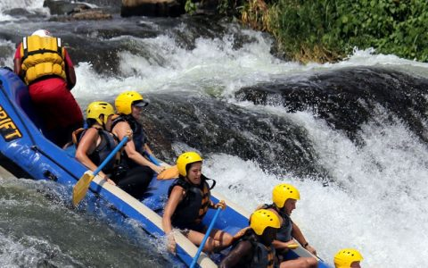On our 3 Days Jinja White Water Rafting and Bungee Jumping, Arrive Entebbe Airport you will Meet Aga Safari Company driver/guide and transfer for you to fairway hotel Kampala. fairway Hotel Kampala